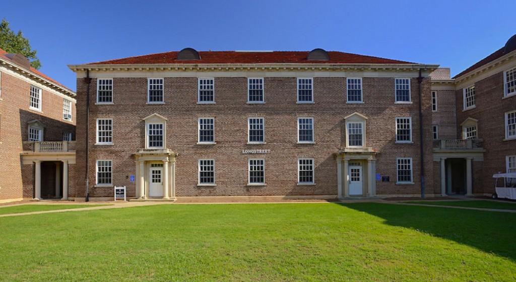 Longstreet_Hall